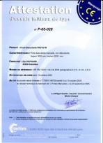 Attestation-CETIM-CE-PND-W