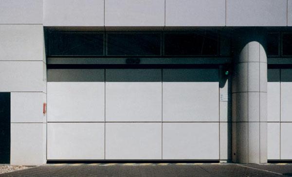 Porte automatique grande capacité DBM05