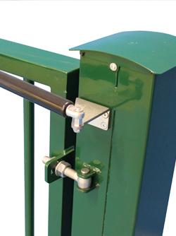 Portillon Extérieur PBTME Doitrand - Ferme porte exterieur