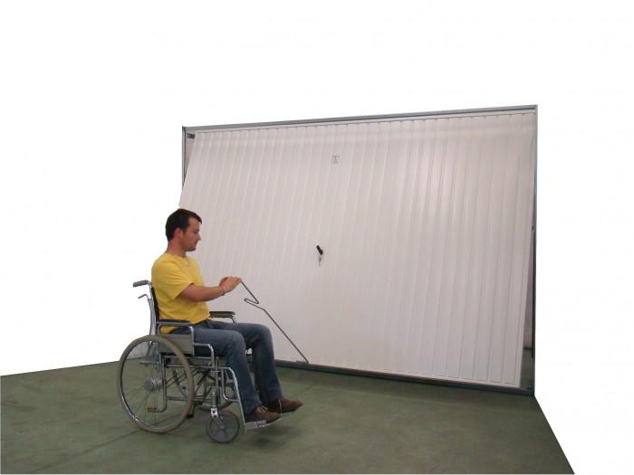 Porte de box PMR P50WPMR